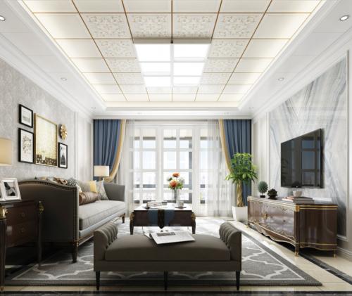 格勒集成吊顶实力打造室内明亮舒适环境