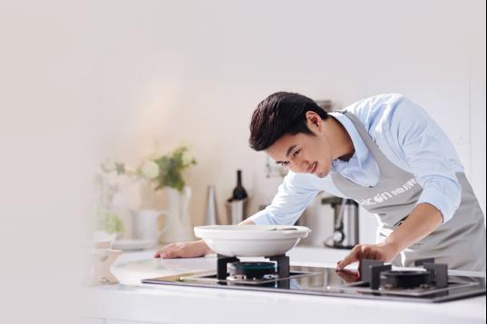 帅康158系列五环臻火燃气灶完美温度控制,让烹饪更得心应手