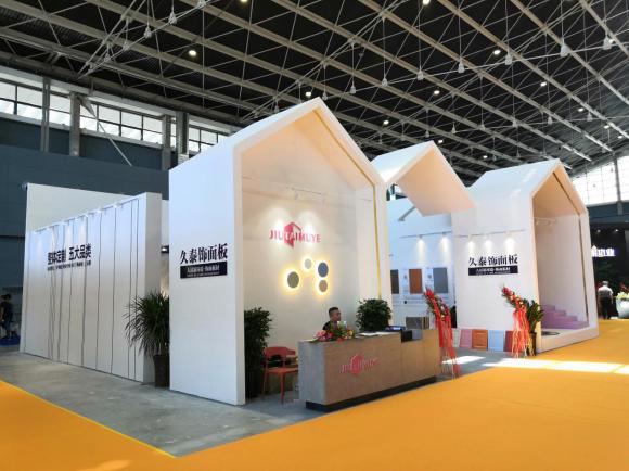 久泰木业致力于打造高端定制家居饰面板产品