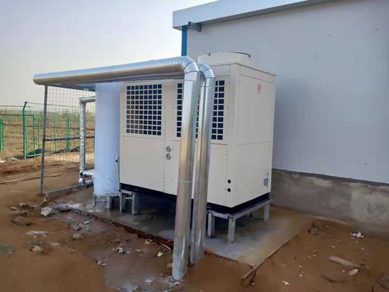 如何为客户解答多少平米配空气能热泵所需要的造价呢?