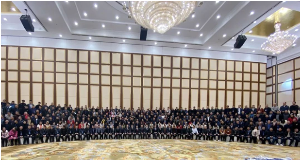 旺德府集团2019年年度全国合作商年会顺利召开