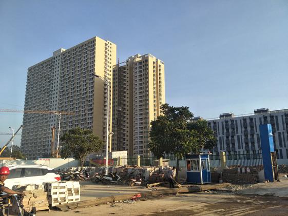 欧思丹空气能中央热水器强势入驻惠州中兴新生产研发基地