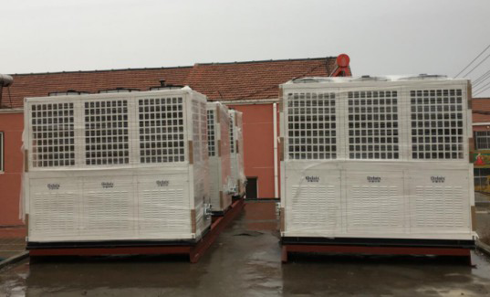 专业成就实力!伊蕾科斯空气能采暖与热水领域项目遍地开花