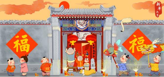 新春大吉:华洲木业祝愿国人岁月静好 福乐安康