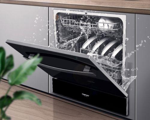 海恩X1洗碗机更懂中国用户,更懂你的需求