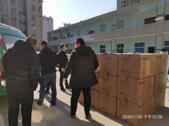 雷士照明为临沂市河东区人民医院捐赠所需灯具