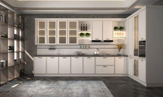 十大品牌 2020流行哪些厨房设计?欧派橱柜新品凭实力占领C位