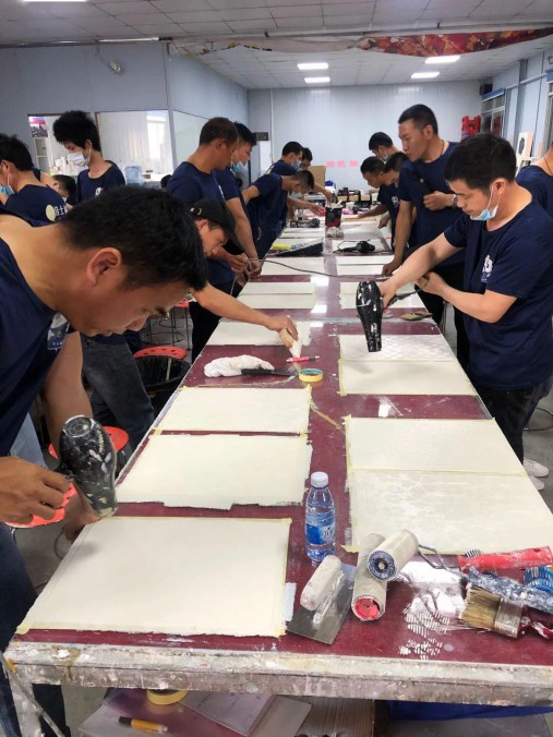 佳士利艺术涂料培训,线上线下同开课,开启培训新时代!