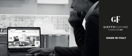GIEFFE,53年专注意大利橱柜制造的极简艺术家
