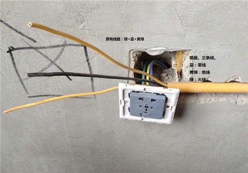 一排三个插座怎么接线,购买插座应该注意哪些方面