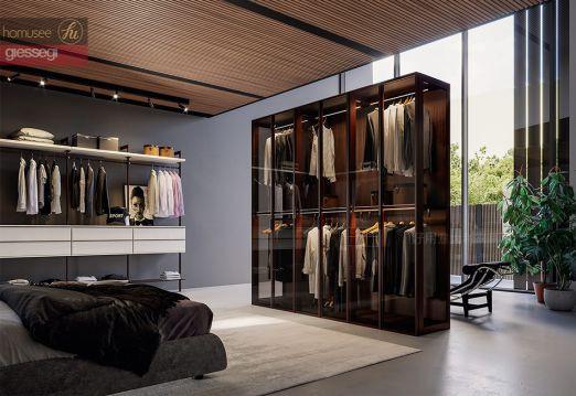 意大利giessegi现代板式家具,用品质诠释最美意式极简风