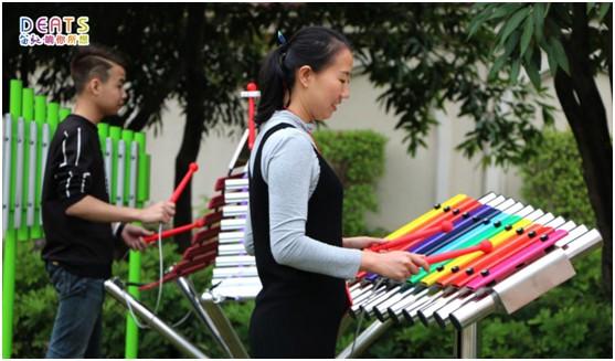 笛驰敲击乐——来自音乐世界的快乐制造者