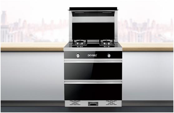 厨卫电器行业再蜕变,德亿厨卫踏浪前行