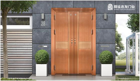 翔运志发门业:用一扇门打开高品质生活的篇章