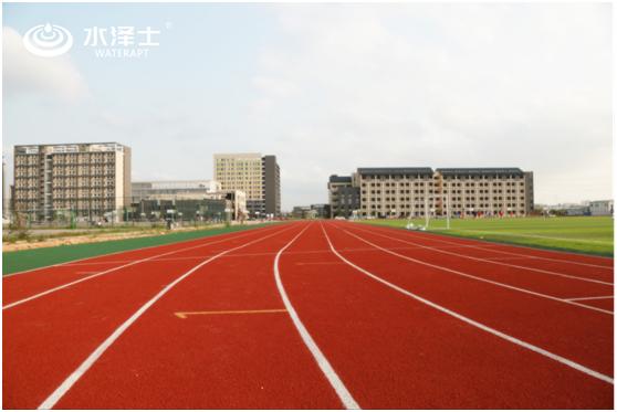 水泽士PU聚氨酯塑胶跑道与传统跑道的区别